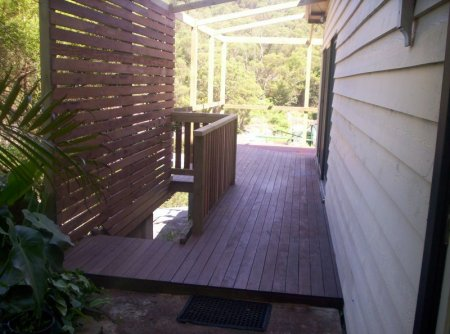 Handrails For Outdoor Steps. Sydney Wide Carpenters outdoor