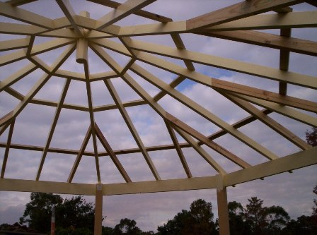 Timber Gazebo By Sydney Wide Carpenters At Mytradie Com