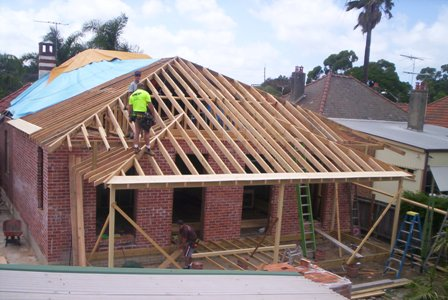 First Floor Addition Attic Conversion Extensions Sydney