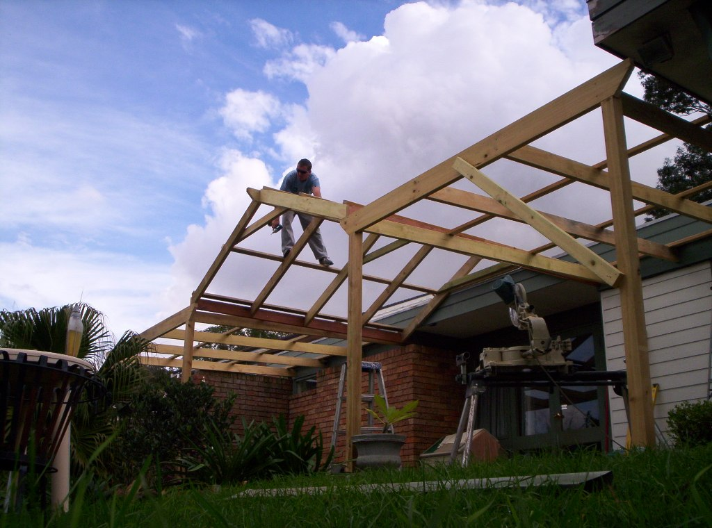 Timber Pergolas In Treated Pine Hardwoods Merbau Or