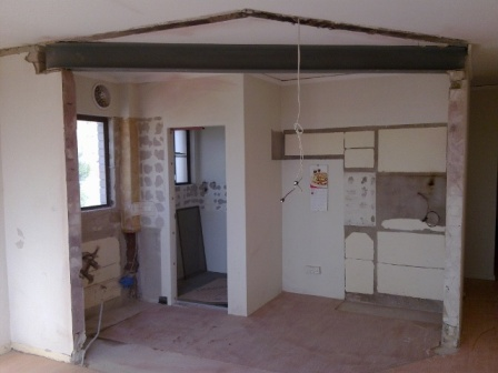 Sydney Kitchen Amp Wall Removal Take Out Knock Down Internal